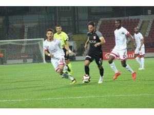 Spor Toto 1. Lig: Balıkesirspor Baltok: 0 - Boluspor: 1