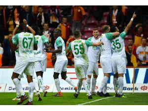 Bursaspor Gol Yollarında Büyük Sıkıntılar Yaşıyor