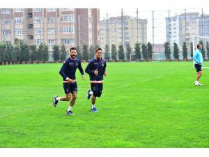 Başakşehir'de Konyaspor Mesaisi Başladı