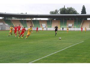 Adıyaman 1954spor: 1- Çatalca Spor: 2