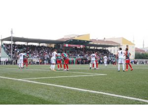 Tff 3. Lig: Cizrespor: 1 - Diyarbekirspor: 0