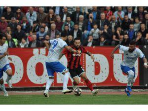 Tff 2. Lig, Utaş Uşakspor:1 - Ankara Demirspor:0