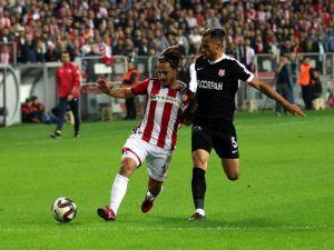 Tff 2. Lig: Yılport Samsunspor: 1 - Kastamonuspor 1966: 0 (İlk Yarı Sonucu)