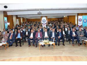 Sağlık-sende Mevcut Başkan Mehmet Öz, Güven Tazeledi