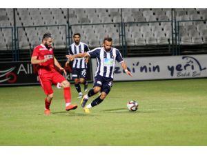 Tff 2. Lig: Fethiyespor: 0 - Kahramanmaraşspor 0