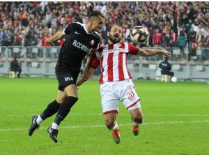 Tff 2. Lig: Yılport Samsunspor: 1 - Kastamonuspor 1966: 0