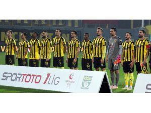 Spor Toto 1. Lig: İstanbulspor: 3 - Giresunspor: 1