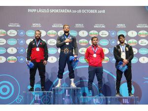 Dünya 2.'si Güreşçi Fatih Erdin'in Hedefi Büyük