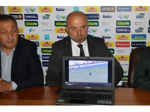 Çaykur Rizespor'dan Maç Sonu Olaylarıyla İlgili Açıklama
