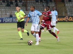 Spor Toto 1. Lig: Adana Demirspor: 0 - Tetiş Yapı Elazığspor: 1 (İlk Yarı)