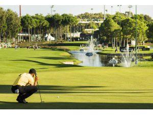Avrupa'nın En İyi Golfçüleri Serik'te Buluşacak