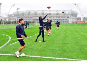 Başakşehir, Konyaspor Hazırlıklarını Sürdürdü