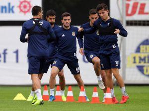 Fenerbahçe, Anderlecht Hazırlıklarını Sürdürdü