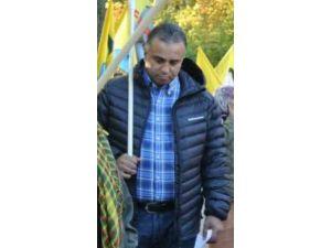 Terör Örgütünün Sözde İsveç Yöneticisi Diyarbakır'da Yakalandı