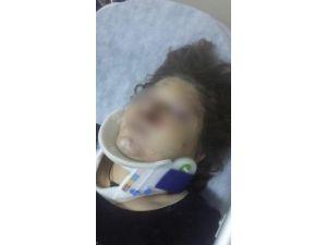 Eşini Ellerini Ve Ayaklarını Bağlayarak Döven Şahıs Tutuklandı