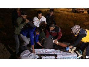 Karaman'da İki Gurup Arasında Bıçaklı Kavga: 3 Yaralı