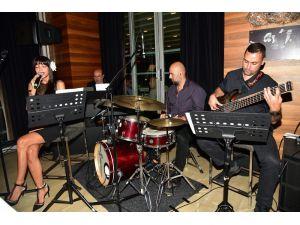Ödüllü İtalyan Restoranında Jazz Keyfi