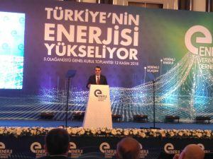 """Enerji Bakanı Dönmez: """"Dünya Bankası İle 200 Milyon Dolarlık Kaynak Anlamasına Vardık"""""""