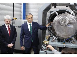 Türkiye'nin İlk Milli Jet Helikopter Motoru Eskişehir'de Test Edildi