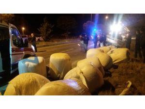 Afyonkarahisar'da Trafik Kazası: 1 Ölü, 5 Yaralı
