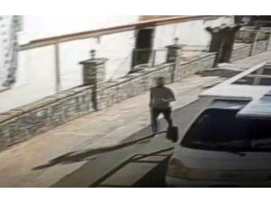Eşini Kıskanıp Öldürdüğü Kişinin Kuzenini De Silahla Kovalamış