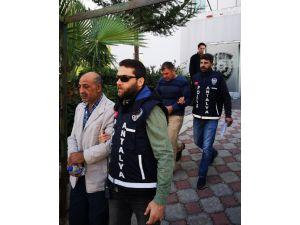 Traktör Hırsızları Tutuklandı