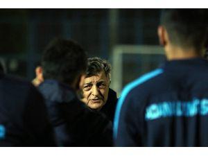 Yılmaz Vural, Adana Demirspor'la İlk Antrenmanına Çıktı