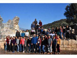 Myra- Andriake Kazılarında 9'uncu Yıl Tamamlandı