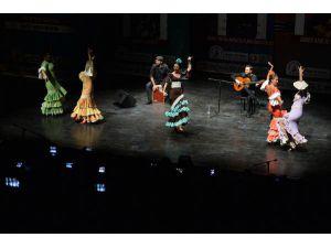 Festivalde Flamenko Rüzgarı