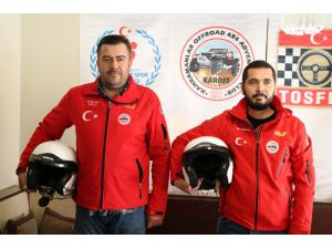 Kahramanmaraş'ta Akdeniz Off Road Yarışları Düzenlenecek