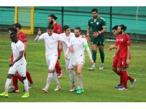 Antalyaspor, Özel Maçta Afganistan Milli Takımı'nı 1 - 0 Yendi