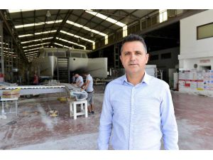 Antalya'da Üretilen Yatın Kilosu, Otomobilden Üç Kat Daha Değerli