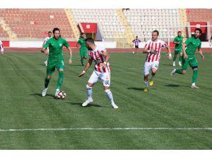 Tff 2. Lig: Kahramanmaraşspor: 0 - Kırklarelispor: 2