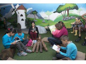 Kitap Ve Oyuncak Kütüphanesi'ne Yoğun İlgi