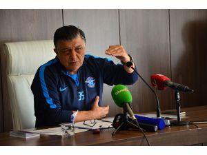"""Yılmaz Vural: """"Süper Lig'de Oynayan Bir Adana Demirspor'u Hepimiz Hayal Ediyoruz"""""""