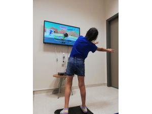 Oyun Konsoluyla Fizik Tedavi