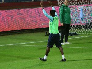 Ziraat Türkiye Kupası: Adana Demirspor: 0 - Medipol Başakşehir: 0 (İlk Yarı Sonucu)