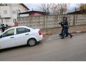 Kahramanmaraş'ta Mazot Hırsızları Yakalandı