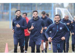 Adana Demirspor'da Hedef Giresunspor Maçı