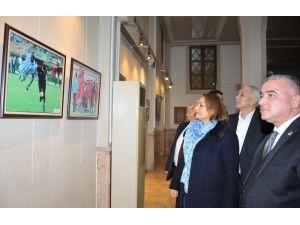 Tsyd Spor Fotoğrafları Sergisi