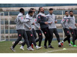 Adanaspor, Eskişehirspor Maçına Hazırlanıyor