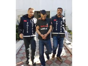 Ev Ve Camilerden Hırsızlık Yapan Zanlı Yakalandı