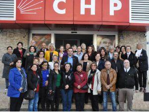 Chp'li Kadınlar, Konyaaltı'na Kadın Başkan Adayı İstedi
