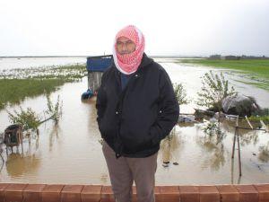 Hatay'da Tarım Arazileri Sular Altında Kaldı