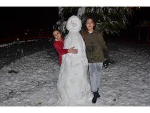 Kahramanmaraş'ta Kar Yağışı Nedeniyle 2 İlçede Okullar Tatil
