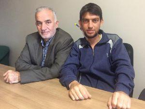 Suriyeli Babadan Oğluna İkinci Hayat