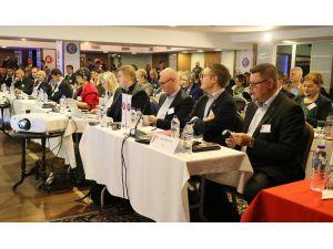 Bwı Avrupa Komitesi Adana'da Toplandı