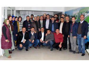 Ak Parti Kumluca Yönetimi İstifa Etti