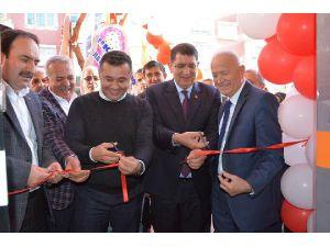 Aesob Alanya Sicil Bürosu Açıldı