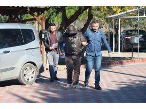 Rögar Kapağı Hırsızlığı Şüphelisi Yakalandı